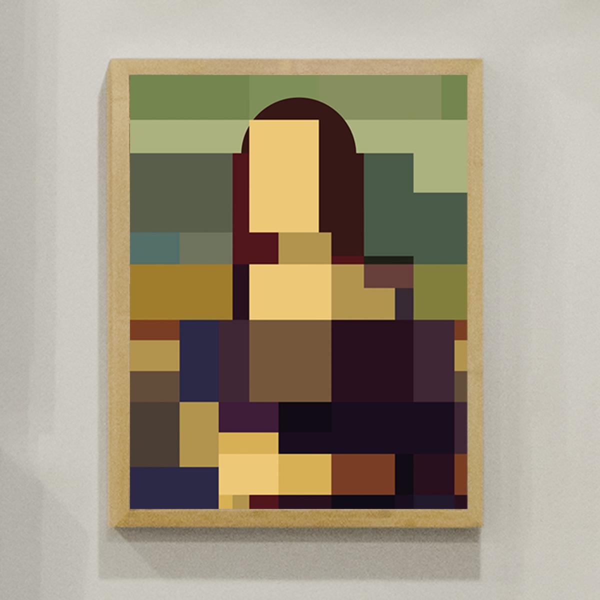 Vlahos Geometry Series Digital Art