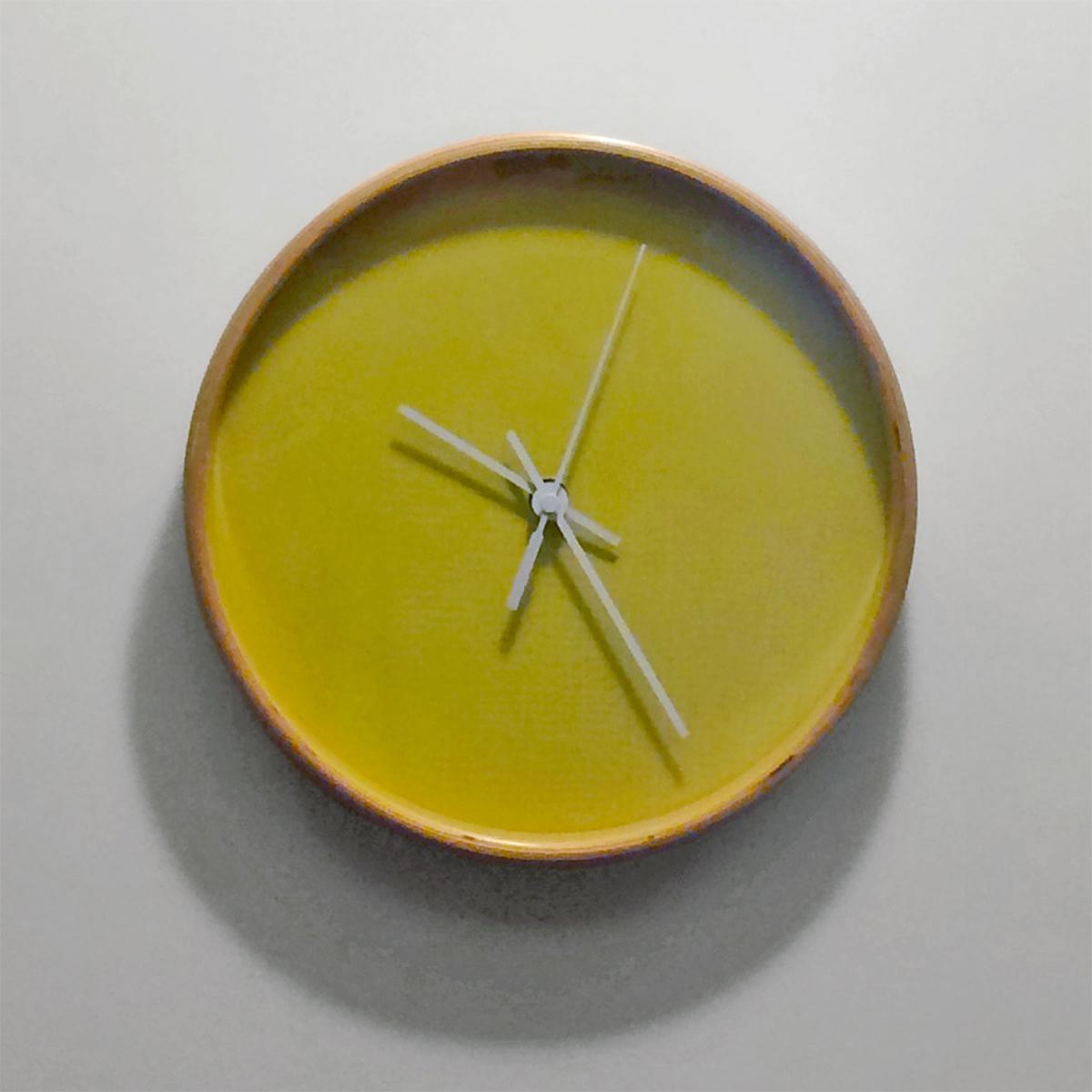 Sun and Moon Minimalist Clock